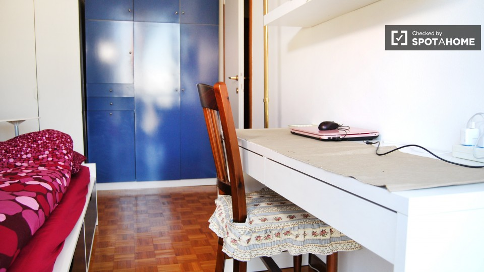 $566 room for rent Bresso Milan, Lombardy (Milan)