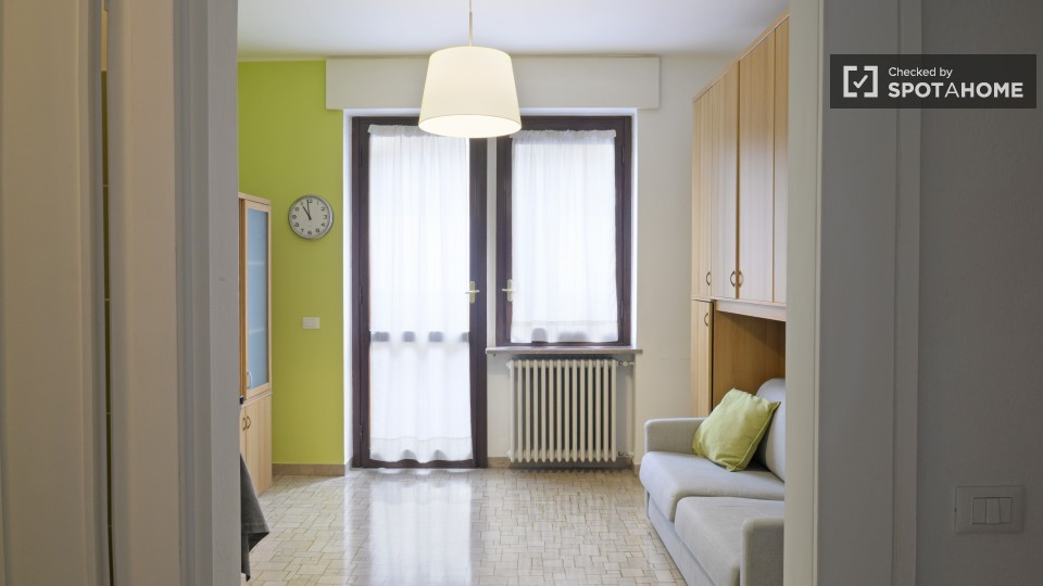 $966 room for rent Sesto San Giovanni Milan, Lombardy (Milan)