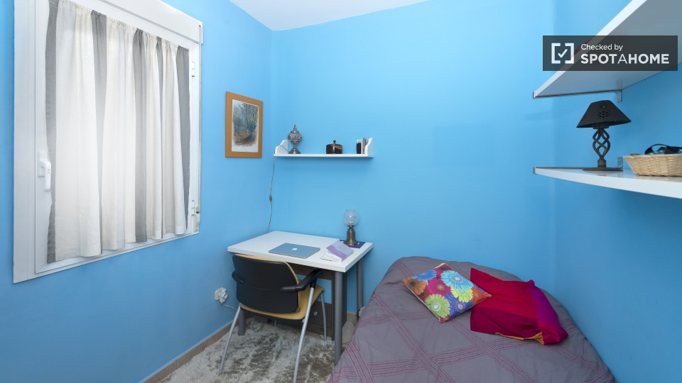$498 room for rent Salamanca Zona Centro, Madrid