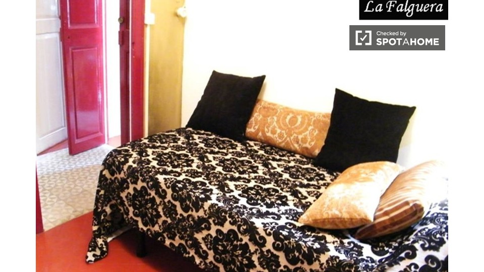 $423 room for rent Gracia Gracia, Barcelona