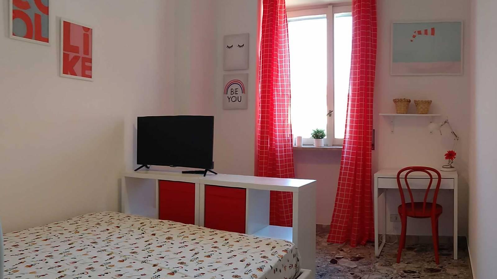 Bedroom ROSSA