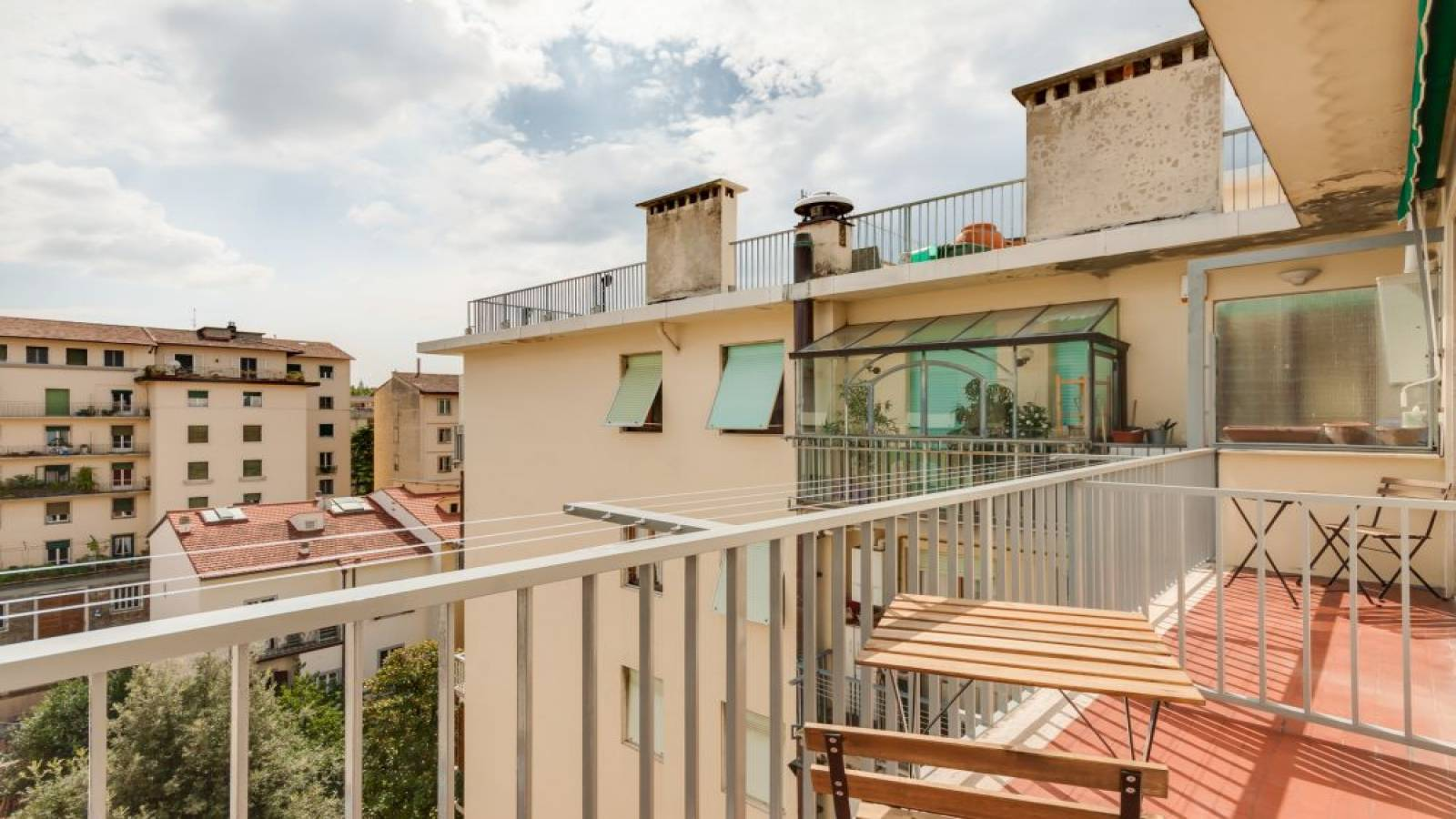 Balcony Bedroom 5