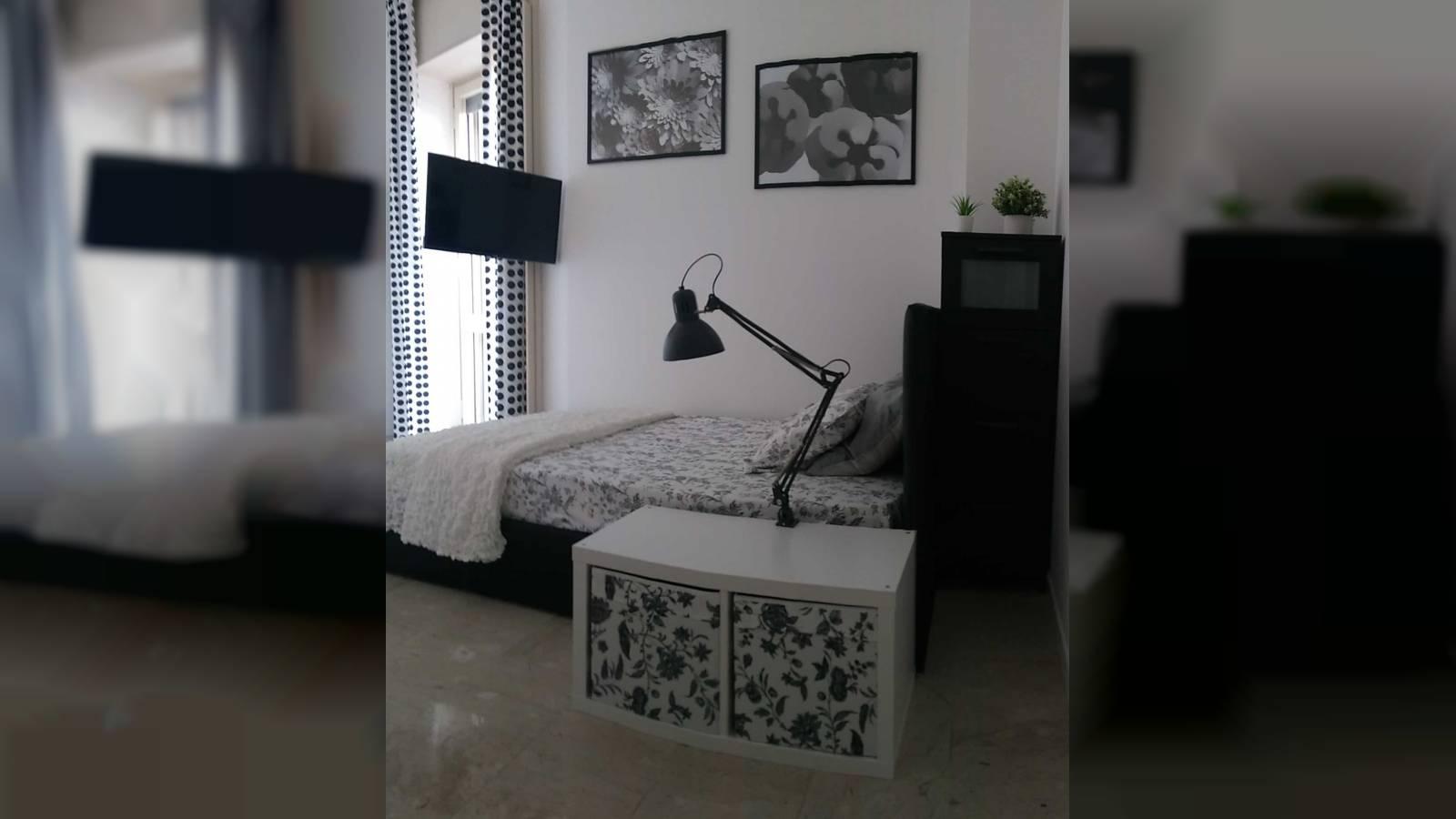 Bedroom B&N