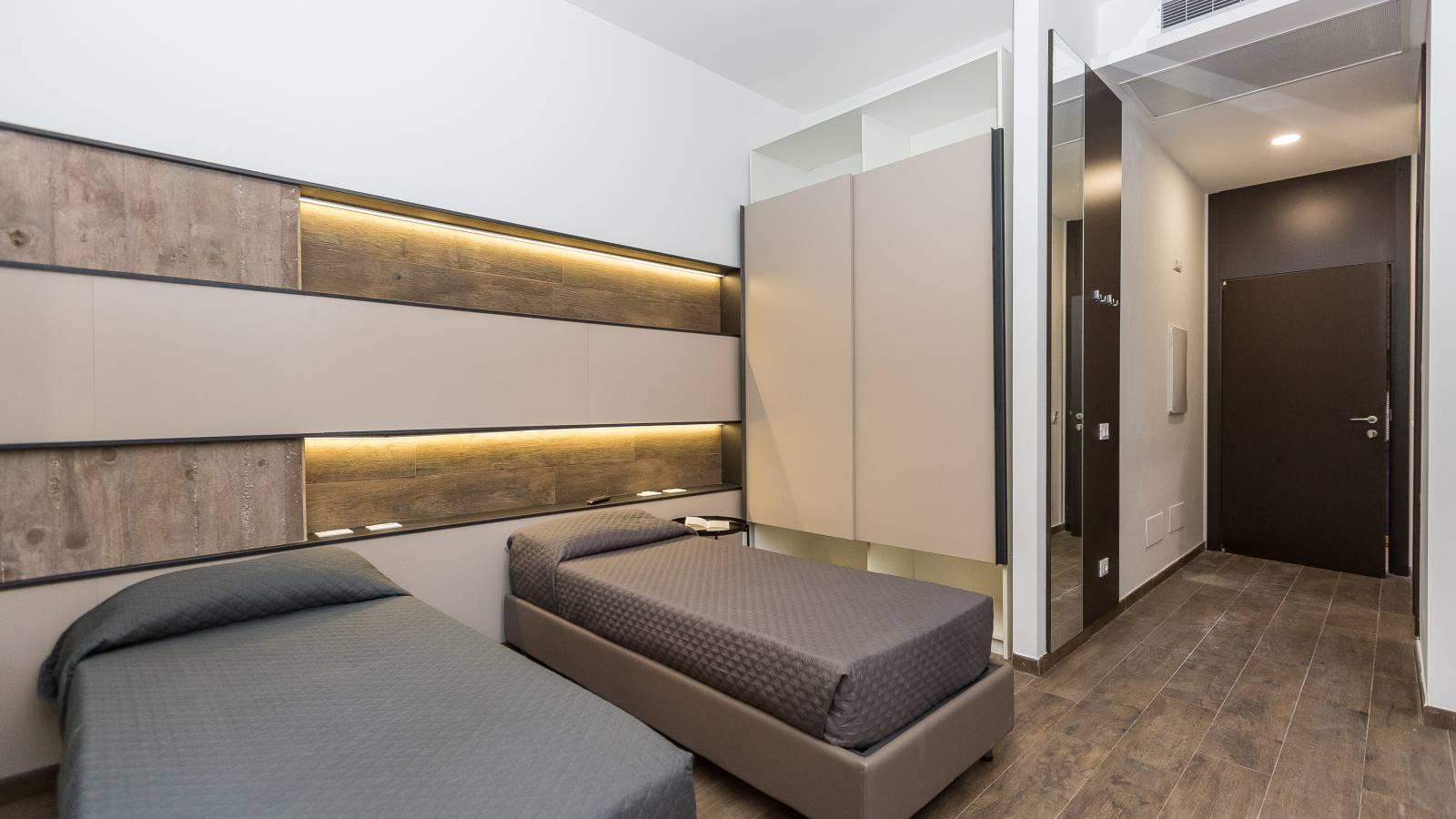 Bedroom aera