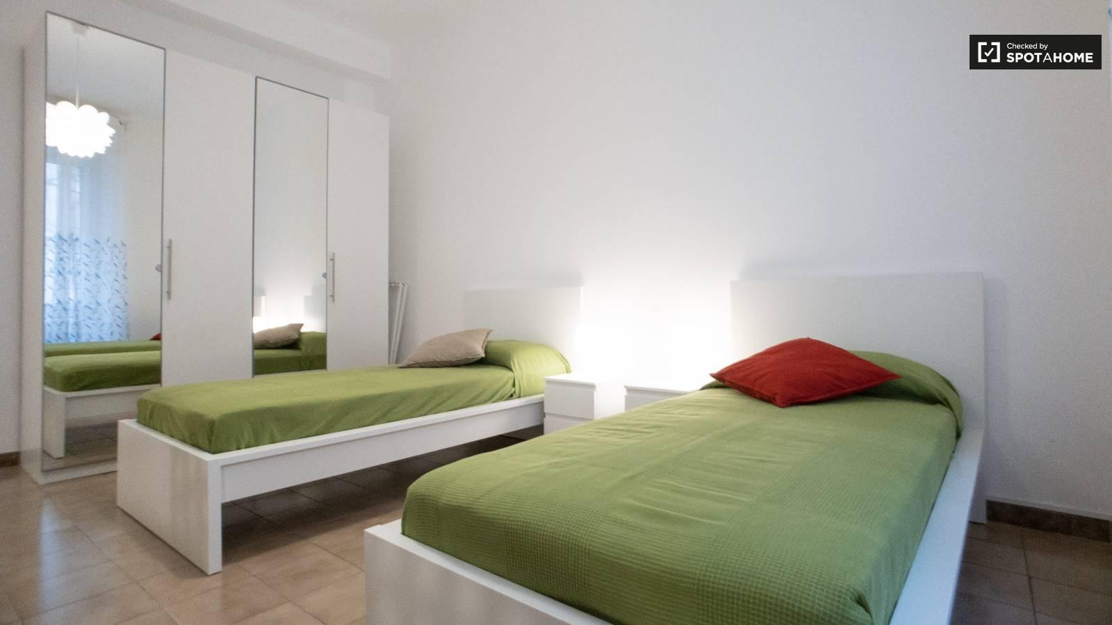 Bedroom 1 - bed 1