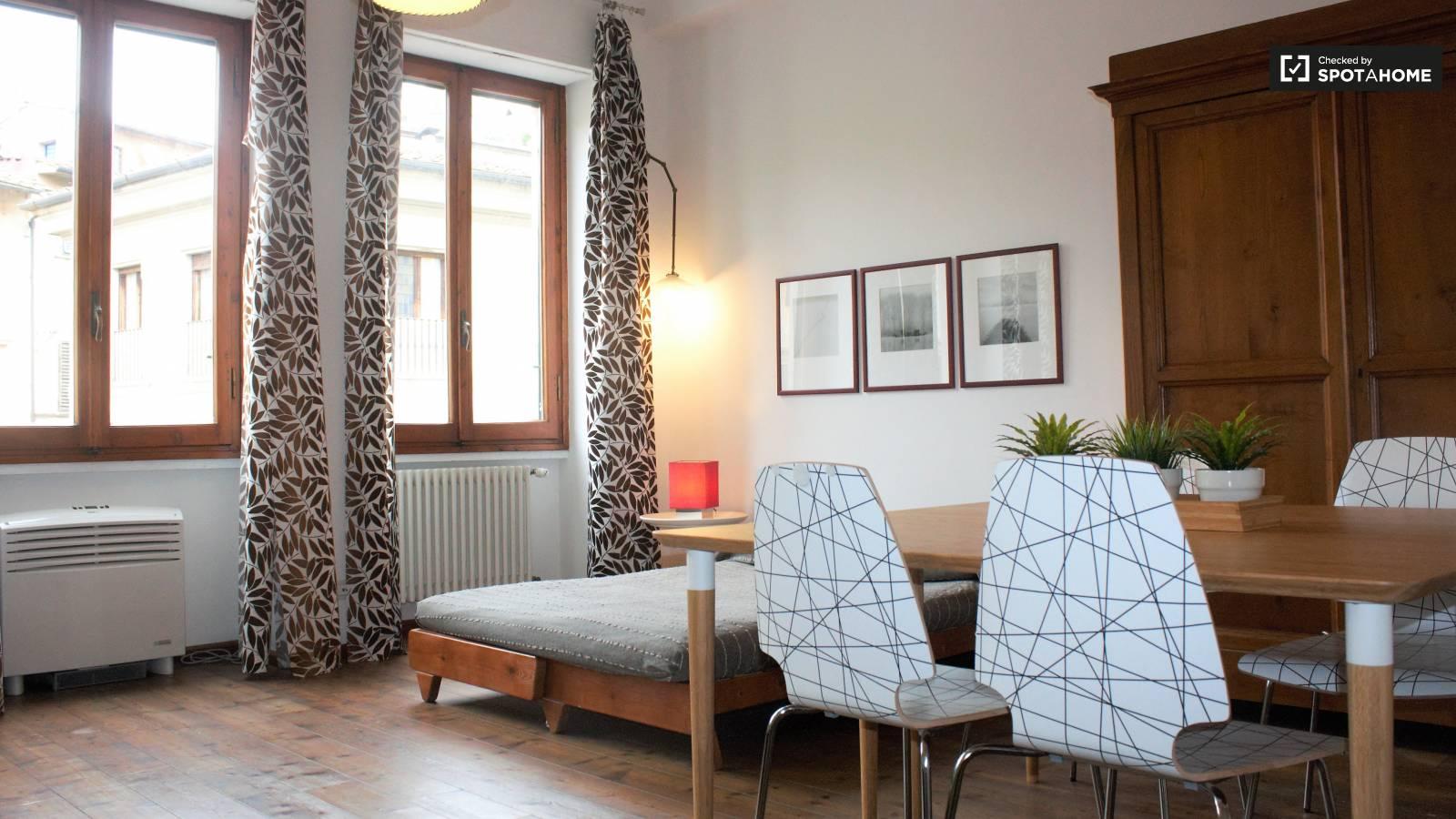 Bedroom - Open space
