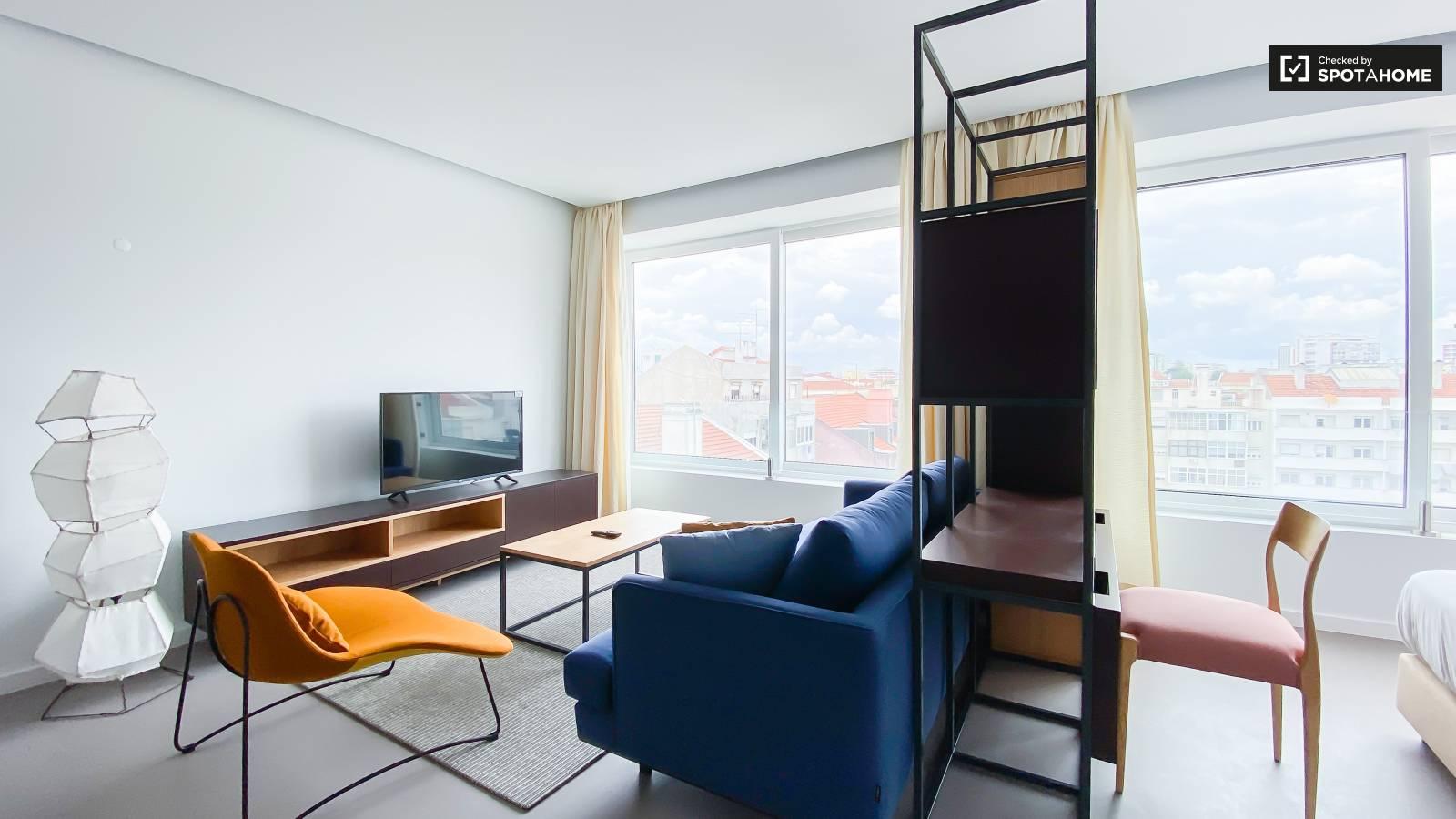 Tenant's living room