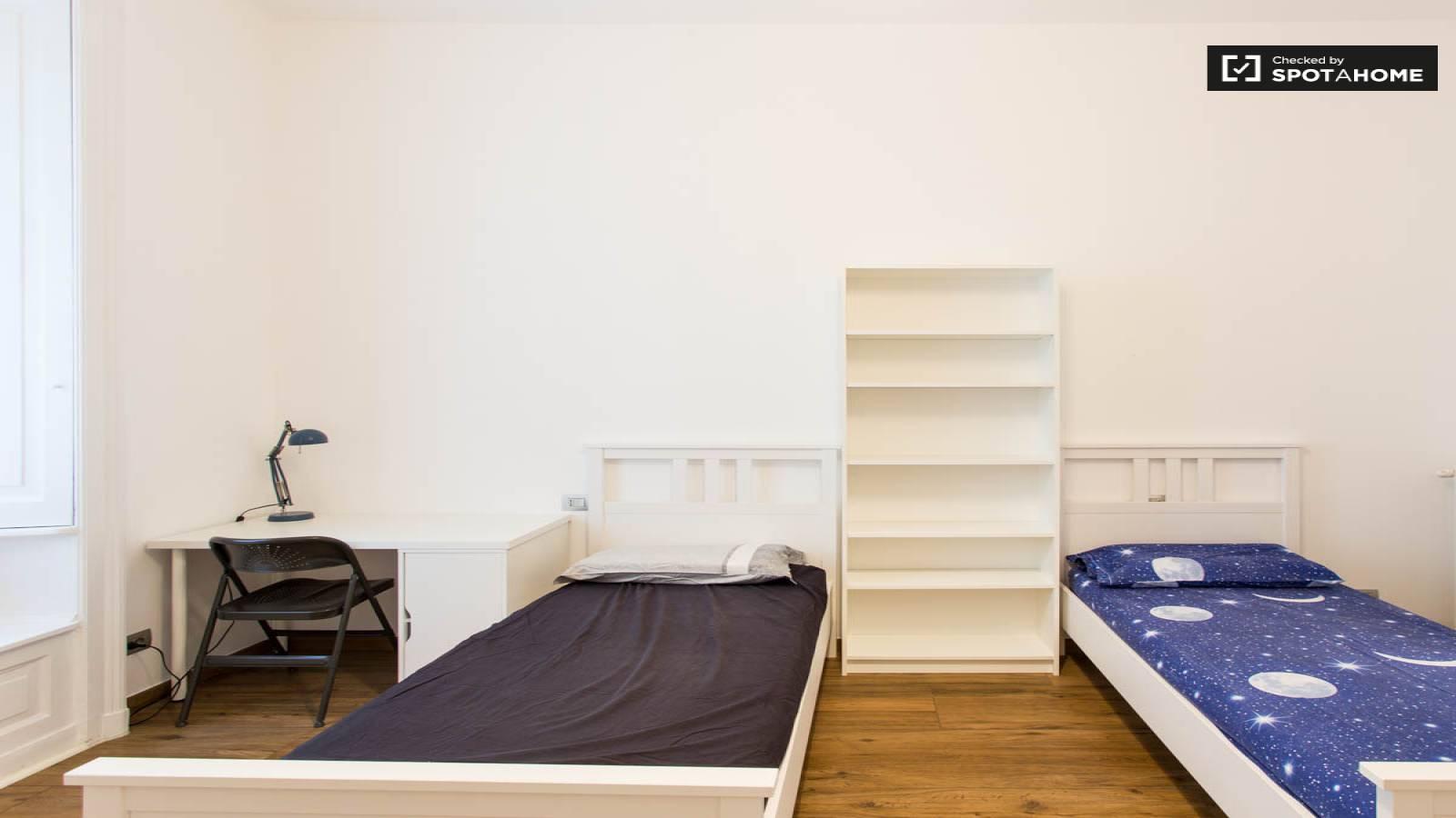 Bedroom 2- Bed 2