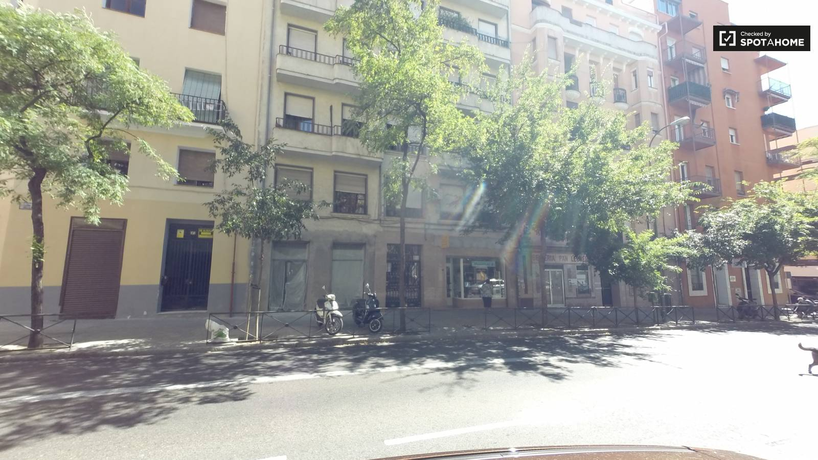 Calle Vallehermoso