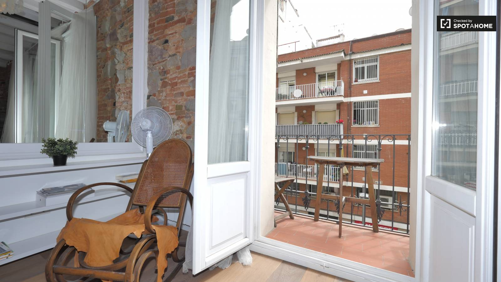 1 Bedroom Apartment For Rent In Poble Sec Barcelona Ref 235256 Spotahome