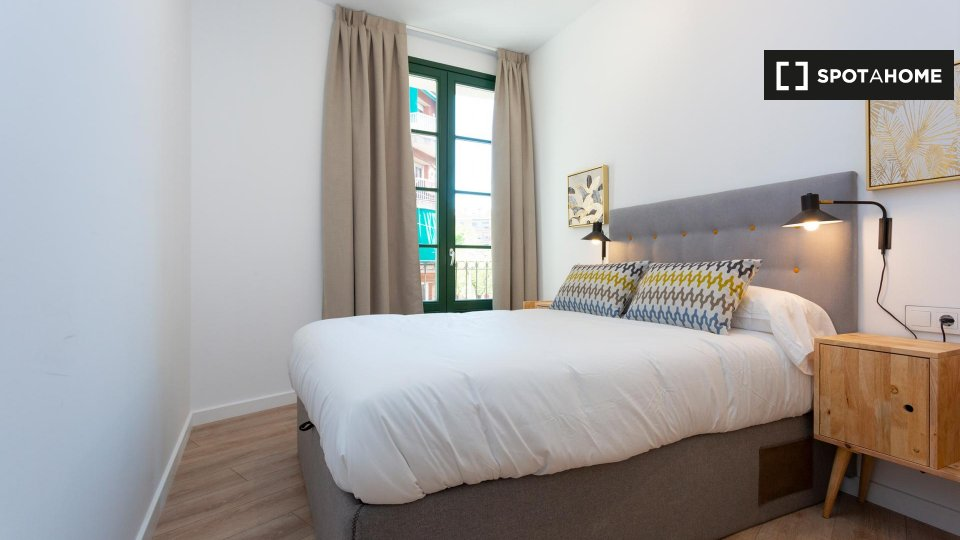 Apartamento 2 habitaciones Barcelona
