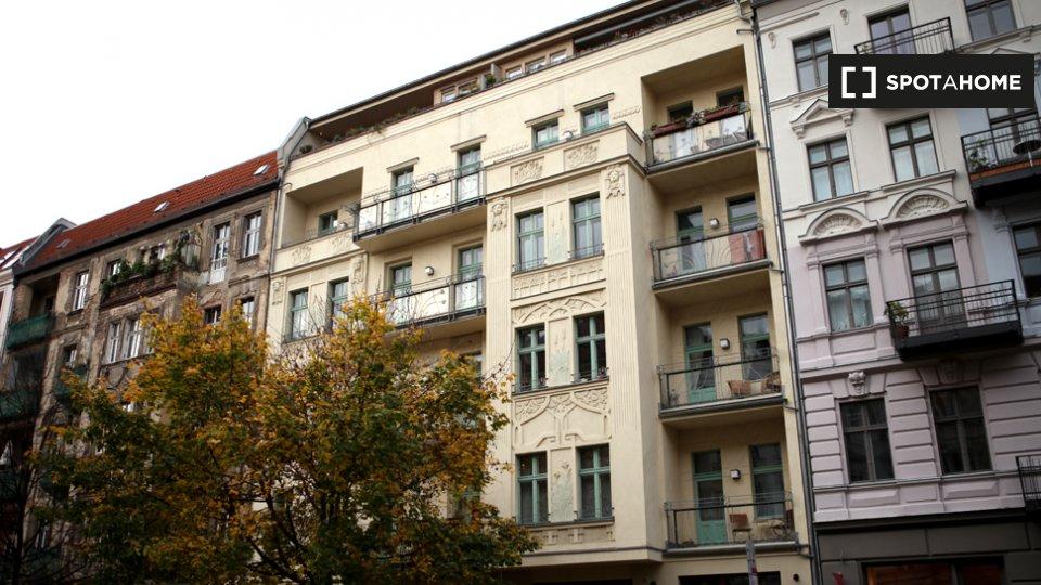 Rykestraße Berlin, Germany