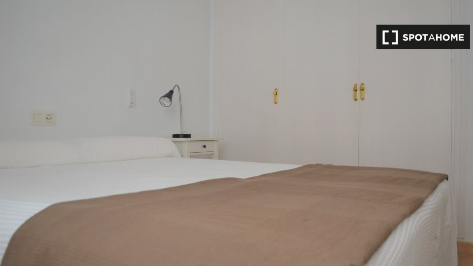 Habitación en piso compartido en Málaga