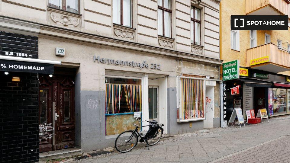 Hermannstraße Berlin, Germany