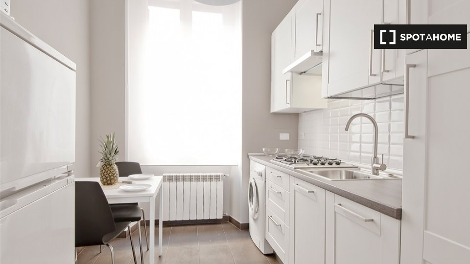 2 bedroom apartment, Rome - Amsterdam Apartments for Rent