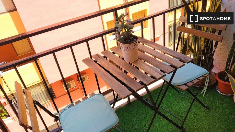 Apartamento completo de 2 habitaciones en Alacant