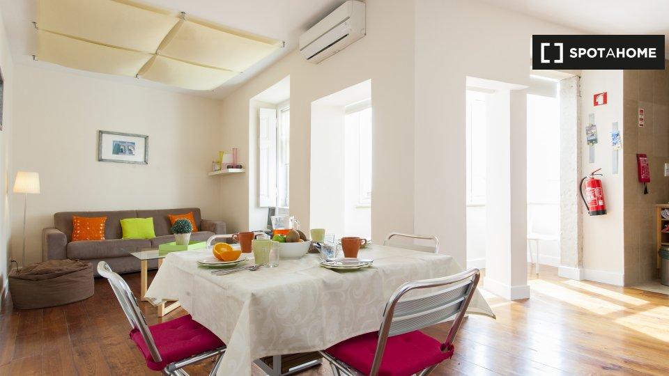 Alloggio in Residence in affitto a Estrela Lisbona € 1500 al mese