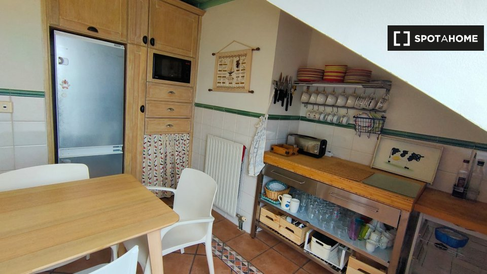 Piso de 2 dormitorios en alquiler en Santander
