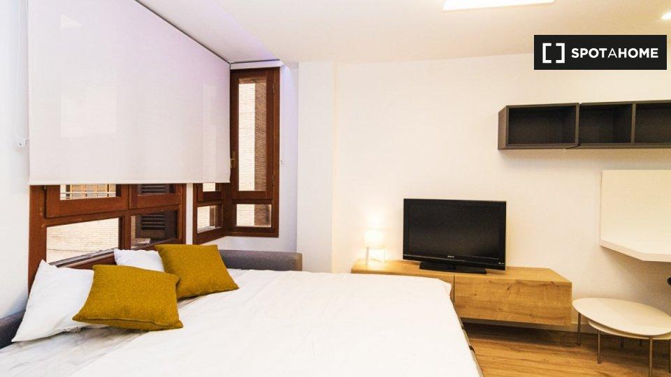 apartamento de 1 dormitorio en alquiler en Ciutat