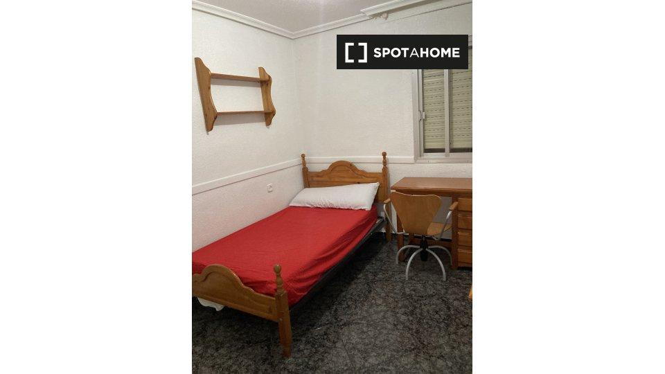 Habitación en piso compartido en Murcia