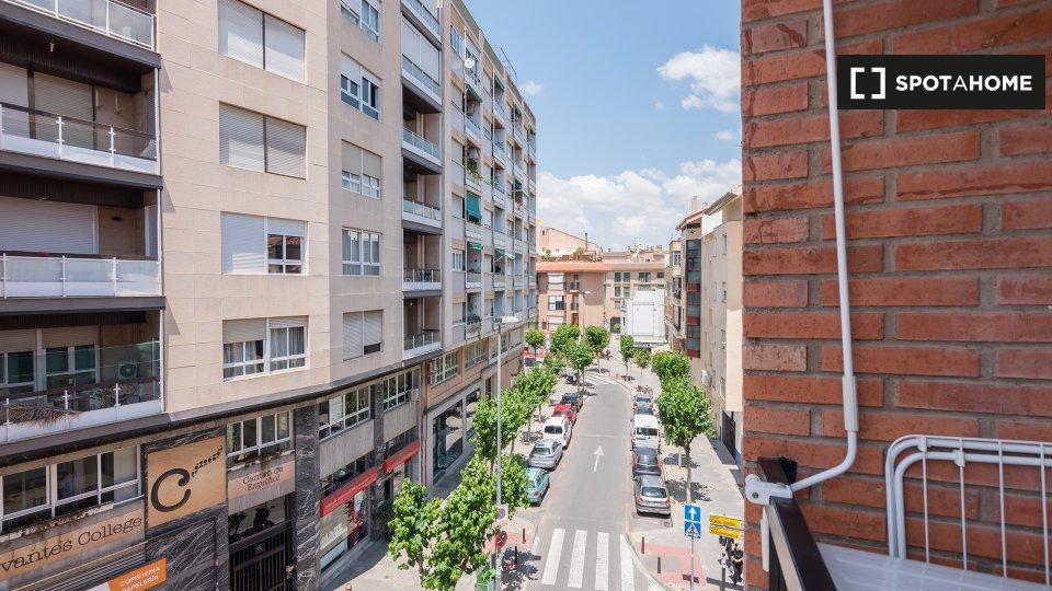 Calle Juan Antonio Hernández del Águila