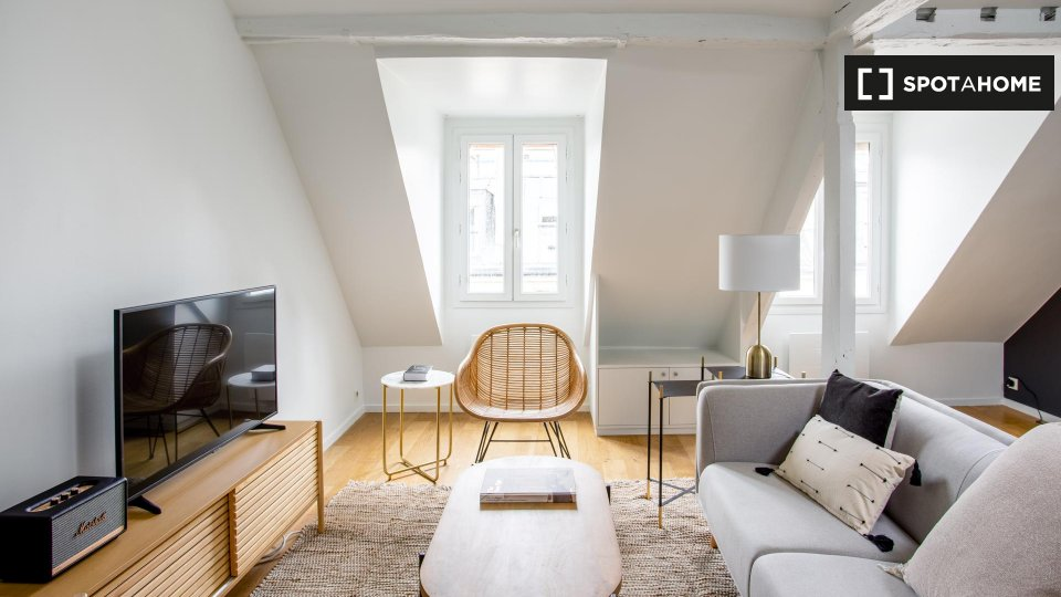 For Rent 1 bed Apartment in Paris City of Paris Paris-Isle ...