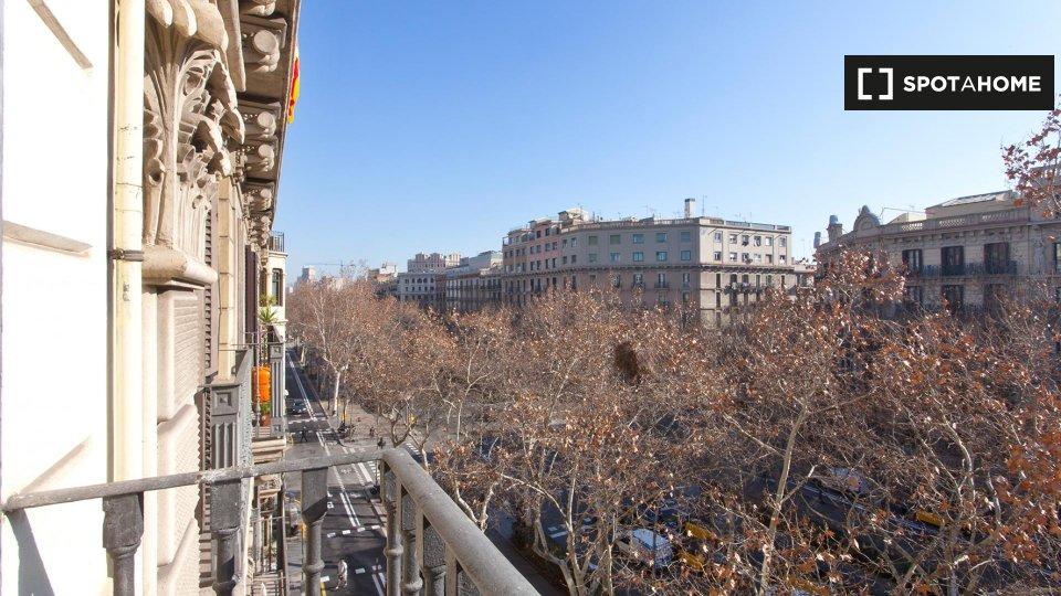 Calle Gran Via De Les Corts Catalanes