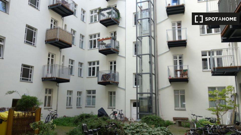 Ueckermünder Str. Berlin, Germany