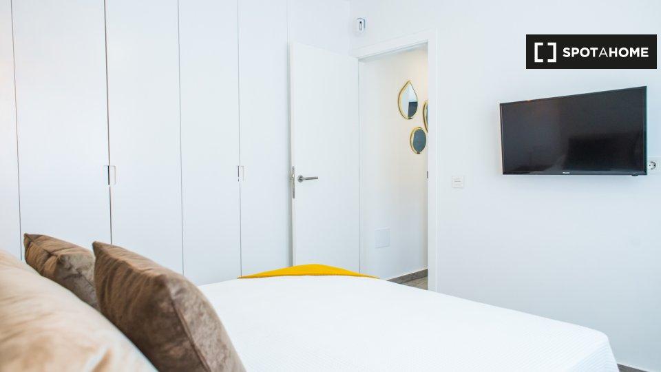 Apartamento de 1 dormitorio en alquiler en Fuertev