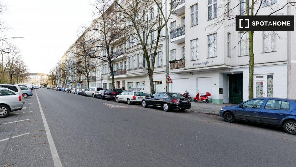 Blücherstraße Berlin, Germany