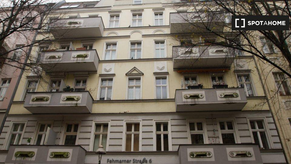 Fehmarner Str. Berlin, Germany