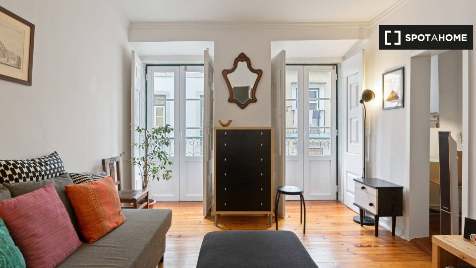 Alloggio in Residence in affitto a Santa Maria Maior Lisbona € 4000 al mese