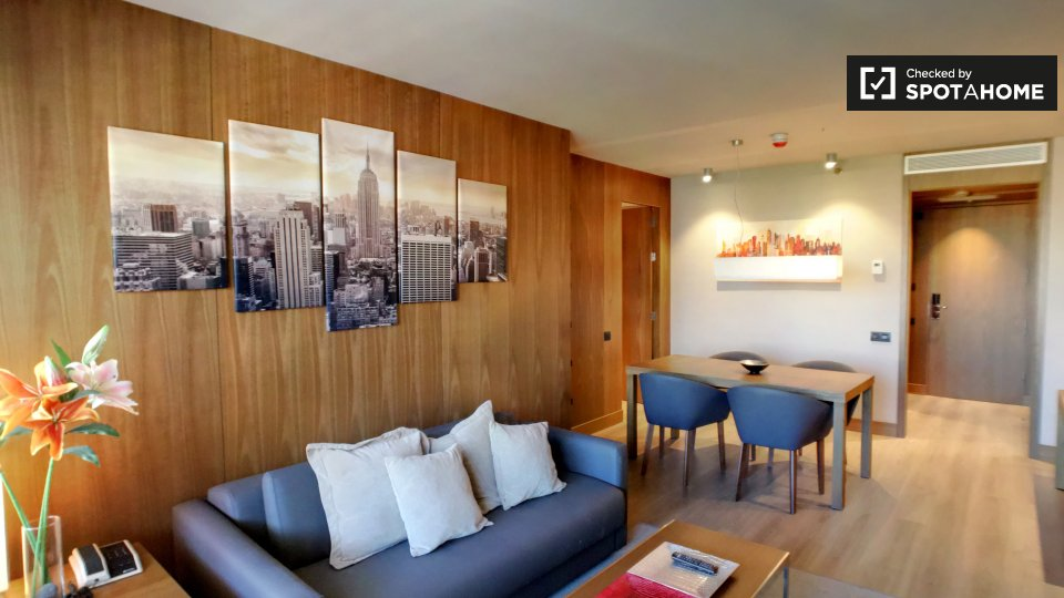 1 Bedroom Apartment Madrid Amsterdam Apartments For Rent