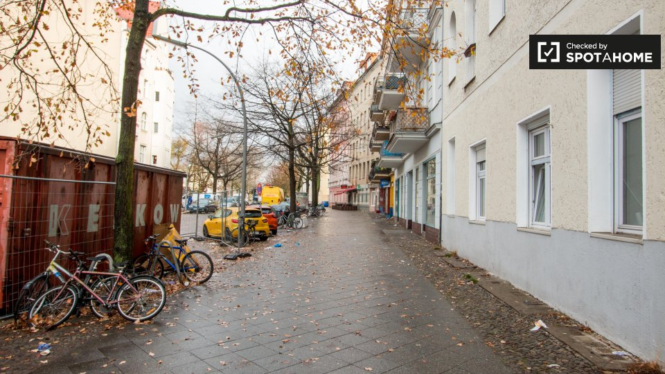 Koloniestraße, 13359 Berlin, Germany