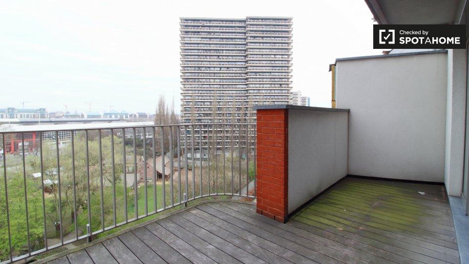 Helihavenlaan, 1000 Brussel, Belgium