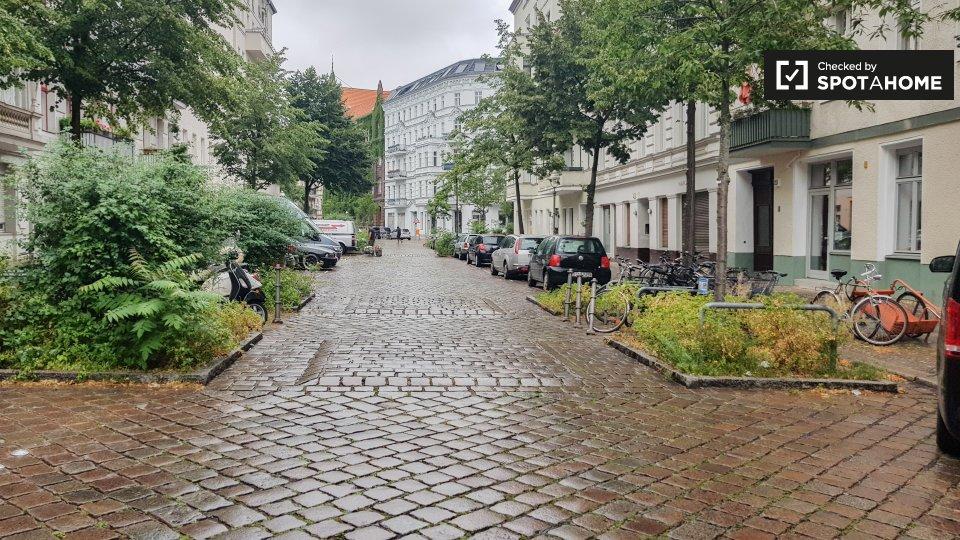 Stephanstraße Berlin, Germany