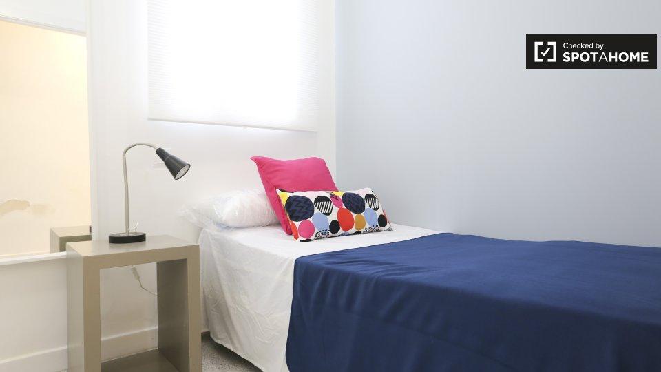 Elegante camera in appartamento con 4 camere da letto, Tetu�n