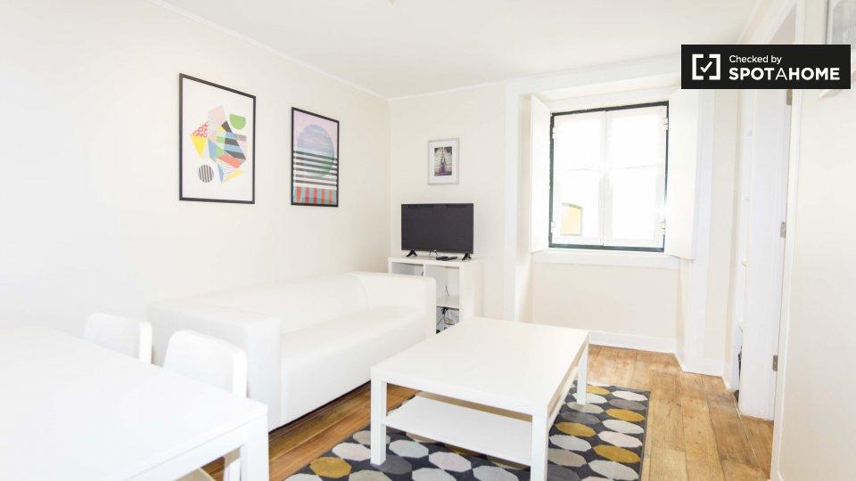 Alloggio in Residence in affitto ad Arroios, Lisbona Lisbona € 1200 al mese