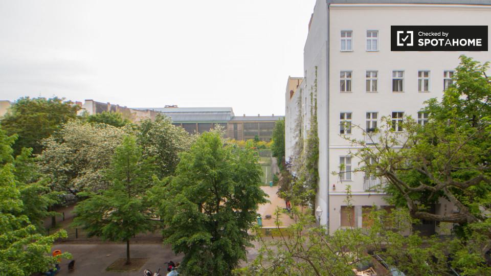 Rostocker Straße