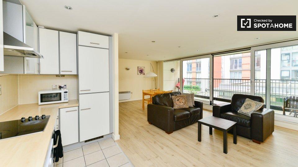 Baltic Apartments Western Gateway, London E16 1AE, UK