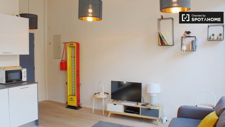 Rue Van Aa, 1050 Ixelles, Belgium