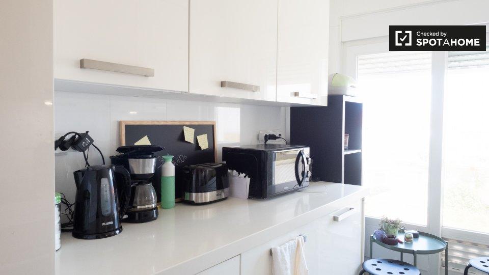 Alloggio in Residence in affitto ad Almada Lisbona € 600 al mese