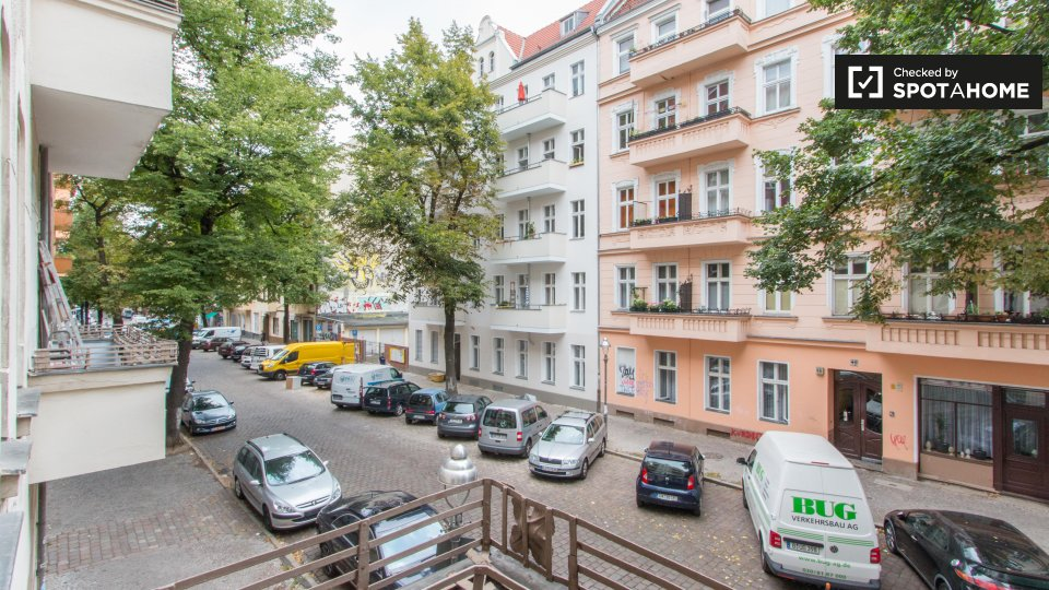 Weisestraße Berlin, Germany