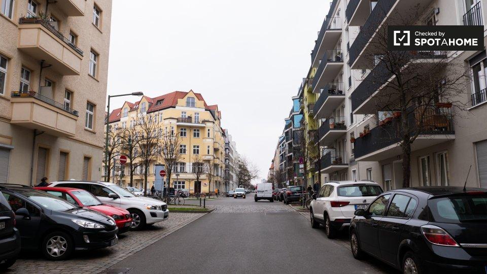 Pettenkoferstraße, 10247 Berlin, Germany