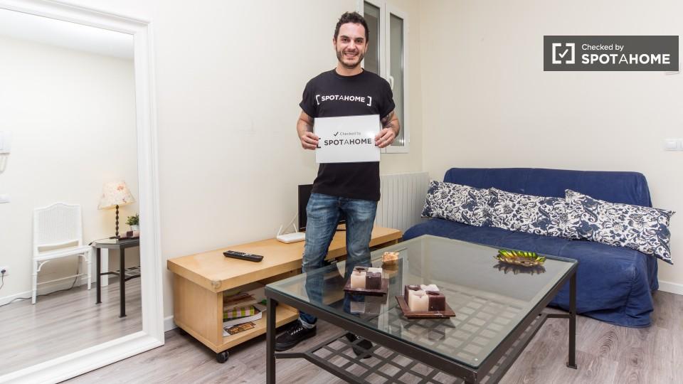 6 Bedroom Apartment For Rent In Huertas Madrid Spotahome