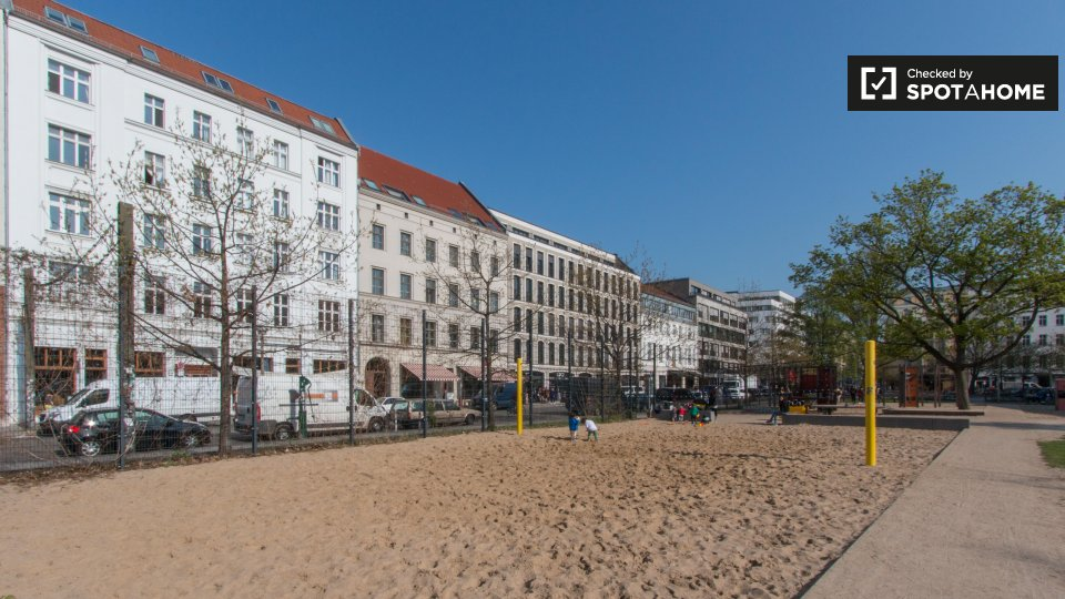 Alte Schönhauser Str. Berlin, Germany