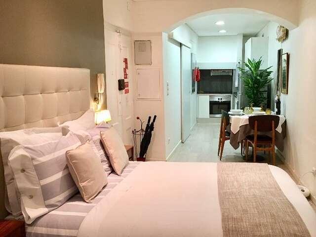 Studio for rent in Rato, Lisbon