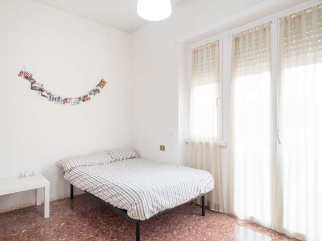 Huge room in apartment in Balduina, Rome