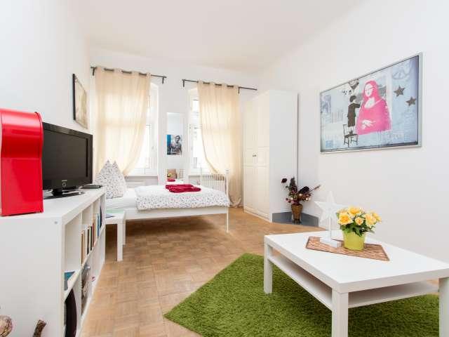 Apartment with 1 bedroom for rent in Wedding, Berlin