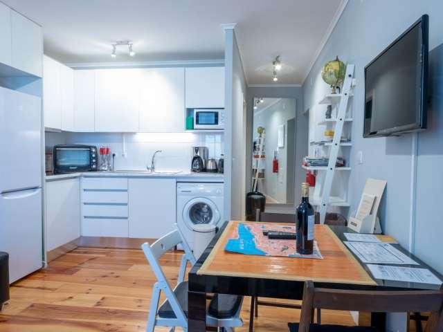 Apartamento de 1 quarto para alugar em Santa Maria Maior, Lisboa